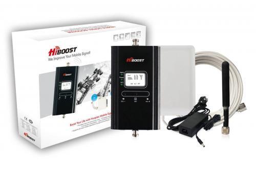 Hi13 kit -dual band gsm versterker
