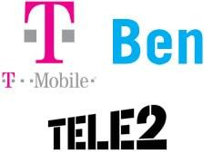 Signaal GSM Versterker voor T-Mobile, Ben en Tele2
