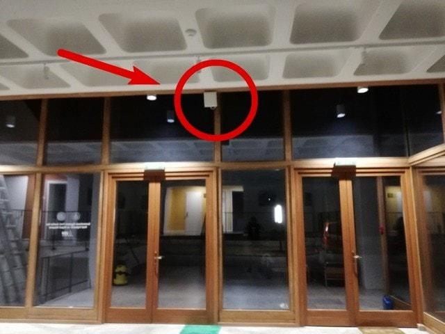 Paneel antenne gsm versteker