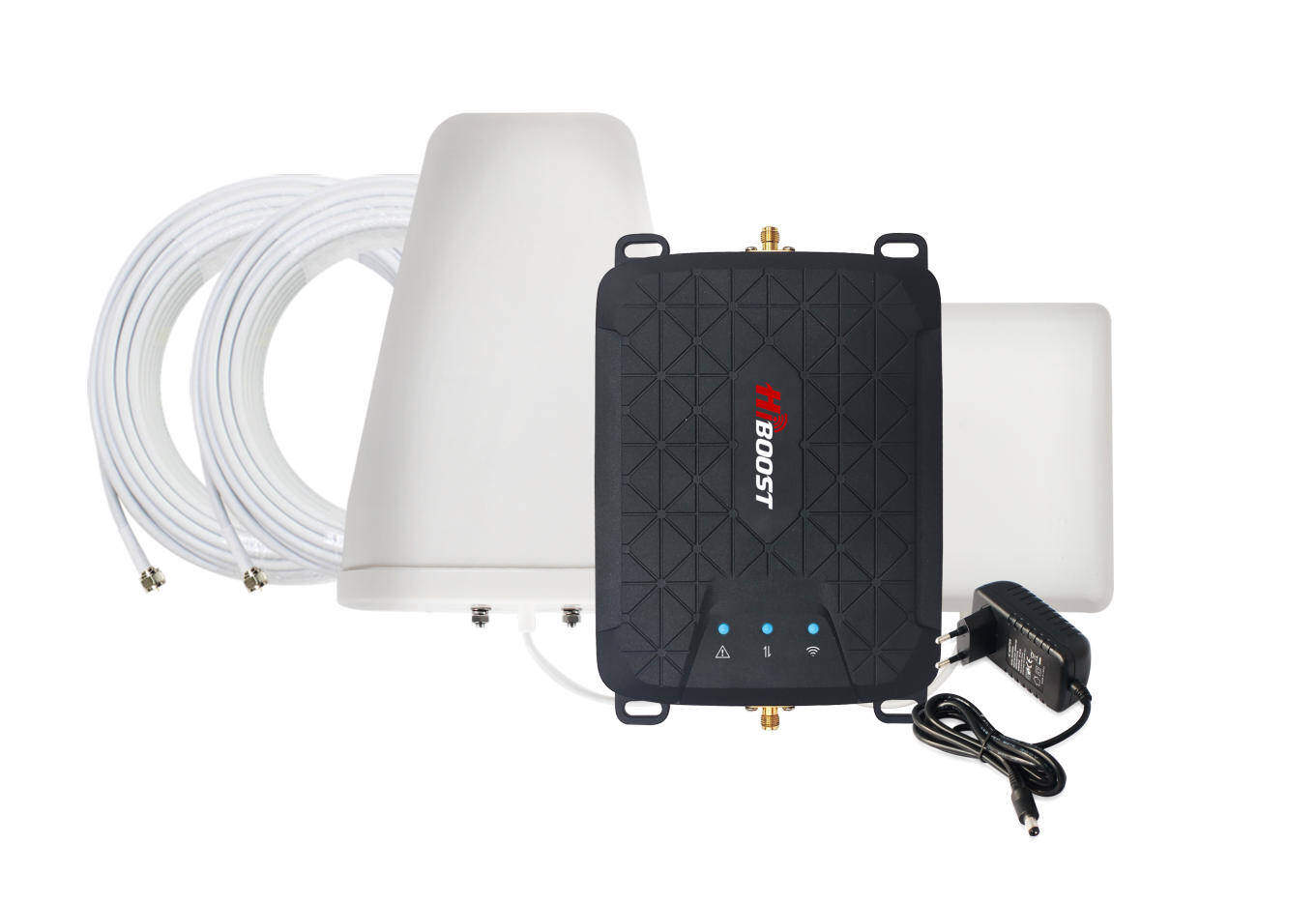 Signaal versterker met 2G,3G en 4G tot 250m2 €599,-